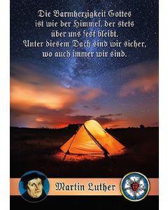 Postkarten: Die Barmherzigkeit Gottes, 12 Stück