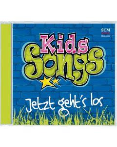 Kids-Songs - Jetzt geht's los