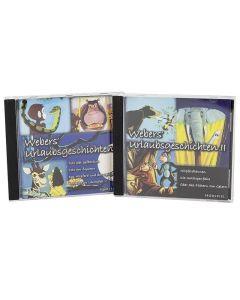 Webers' Urlaubsgeschichten - 1-2 - Paket
