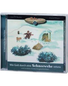 Wie Gott durch eine Schneewehe rettete (3) - MP3 Hörbuch, Joel R. Beeke, Diana Kleyn