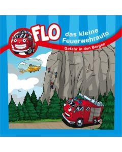 Flo - das kleine Feuerwehrauto: Gefahr in den Bergen