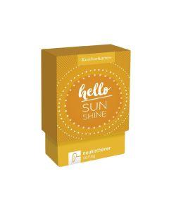KostbarKarten: Hello Sunshine