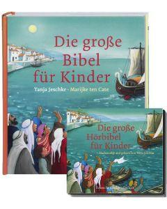 Die große Bibel für Kinder + Die große Hörbibel für Kinder