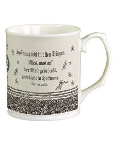 "Tasse ""Luther-Pott"""