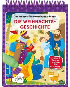 Der Wasser-Überraschungs-Pinsel - Die Weihnachtsgeschichte