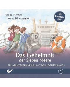Das Geheimnis der Sieben Meere - Die Rothstein-Kids (5) | CB-Buchshop