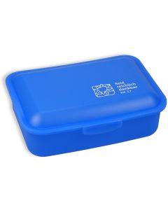 Frühstücksdose - blau