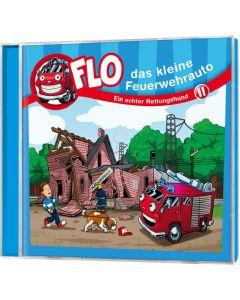 Flo - das kleine Feuerwehrauto: Ein echter Rettungshund (11)