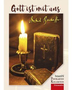 Postkartenbuch: Gott ist mit uns