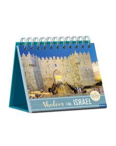 Shalom für Israel - Aufstellbuch