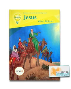 TING Audio-Buch - Jesus, seine Geburt