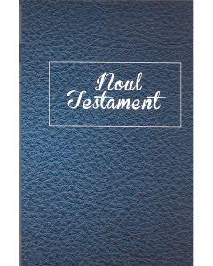 Rumänisches Neues Testament (nur Bibeltext)