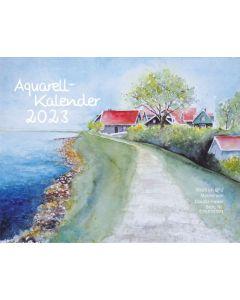 Aquarellkalender 2021