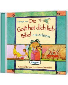 Die Gott hat dich lieb Bibel zum Anhören (4)