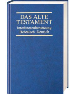 Interlinearübersetzung Altes Testament, hebr.-dt., Band 4