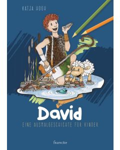 David - Malbuch