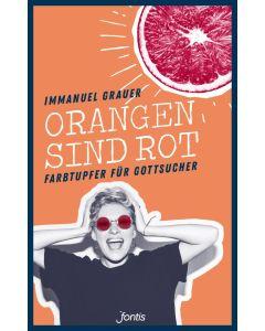 Orangen sind rot