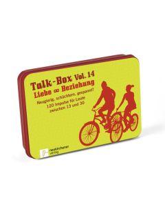 Talk-Box Vol.14 - Liebe & Beziehung