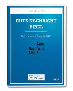 Gute Nachricht Bibel - Durchgesehene Ausgabe 2018