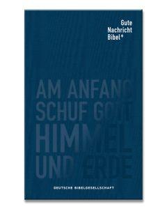 Gute Nachricht Bibel - Klassik Edition - dunkelblau
