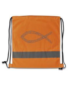 """Sportbeutel """"Ichthys"""" - neon-orange"""
