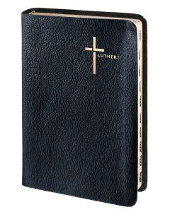 Luther21 - Taschenausgabe - Lederfaserstoff Schwarz