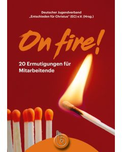On fire!