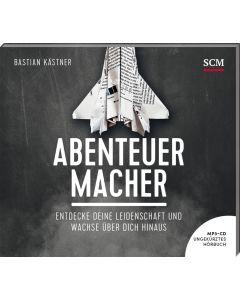 Abenteuer Macher - Hörbuch