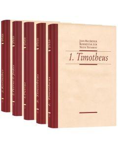 Buchpaket: MacArthur-Kommentare (5 Bände)