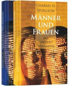 Buchpaket: Männer und Frauen des ATs und NTs (2 Bände)