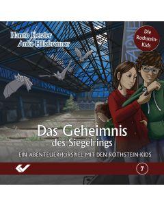 Das Geheimnis des Siegelrings - Die Rothstein-Kids (7) | CB-Buchshop