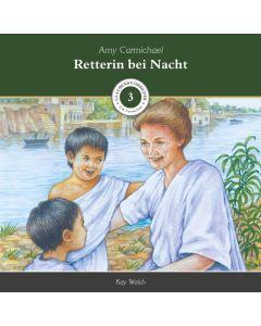 Retterin bei Nacht (3) - MP3-Hörbuch, Kay Walsh