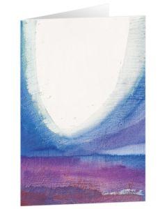 "Kunstkarten ""Offener Himmel"" 5 Stk"