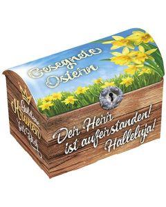 Fruchtgummi-Kronen: Gesegnete Ostern