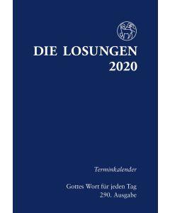 Losungen 2020, Terminkalender