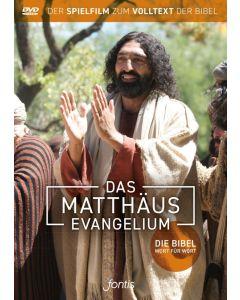 Das Matthäus-Evangelium - DVD