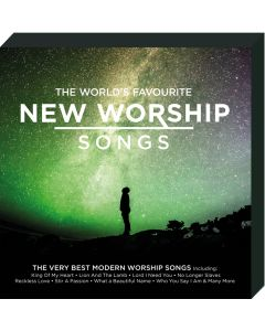 The World's Favourite New Worship Songs