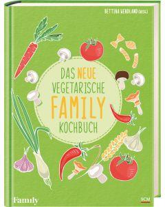 Das neue vegetarische FAMILY-Kochbuch
