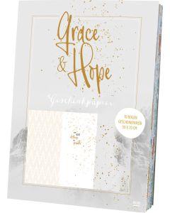 Grace & Hope - Geschenkpapierbuch