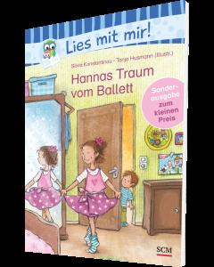 Hannas Traum vom Ballett - Silvia Konstantinou | CB-Buchshop