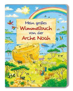 Mein großes Bibel-Wimmelbuch von der Arche Noah