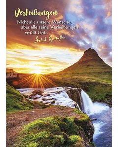 Postkarten: Nicht alle unsere Wünsche, 4 Stück