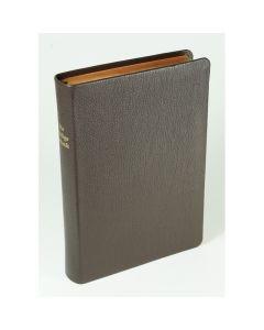 Die Heilige Schrift- Schreibrandbibel, Rotgoldschnitt, größere Ausgabe