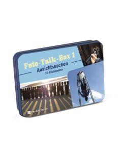 Foto-Talk-Box 1 - Ansichtssachen