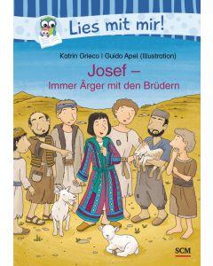 Josef - Immer Ärger mit den Brüdern - Katrin Grieco | CB-Buchshop