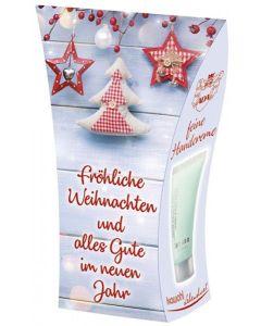 """Handcreme """"Fröhliche Weihnachten"""""""