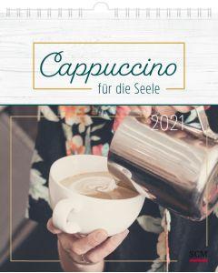 Cappuccino für die Seele 2021 - Postkartenkalender