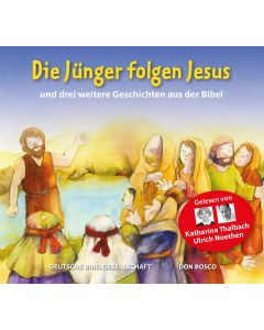Die Jünger folgen Jesus - Hörbibel