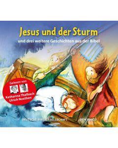 Jesus und der Sturm - Hörbibel