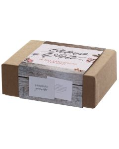 Blühende Worte - 50 x Ermutigung für dich (Box)   CB-Buchshop